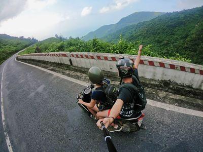 バイク カップル