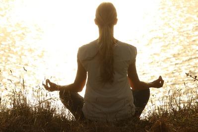 瞑想 座禅