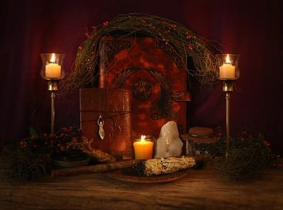 儀式 魔法