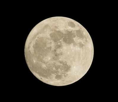 月光 満月