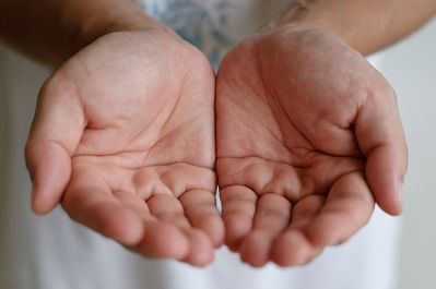 両手 ハンド