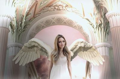 天使 女神
