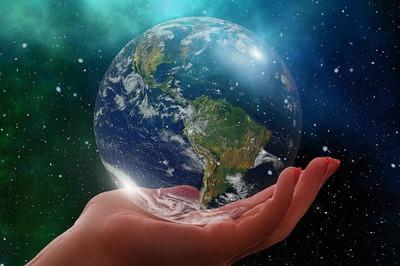 地球 宇宙