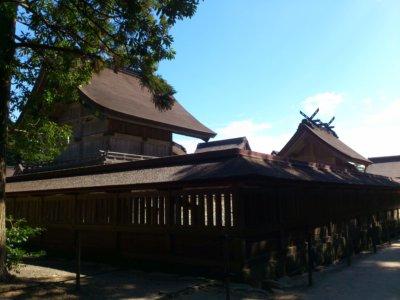 1.出雲大社(いづもたいしゃ)~数ある神社の代表格