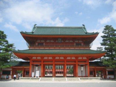 9.平安神宮(へいあんじんぐう)~四神に守られている強大なパワースポット