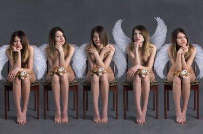 5.天使と悪魔を認識する