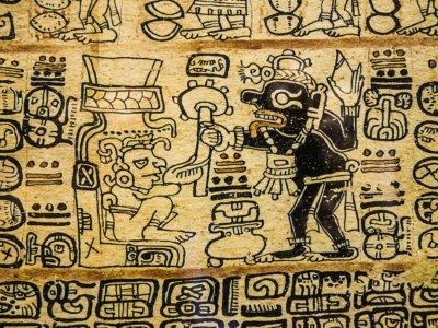 マヤ暦では紋章で顕在意識・潜在意識をあらわす