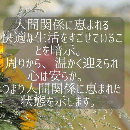 暖かい夢【夢占い一覧表】人間関係をあらわす