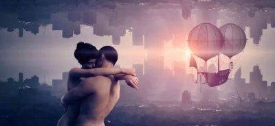1.ツインレイ男性は抱きたいという性的興奮のあとは体が邪魔に感じる