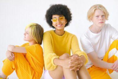 黄色を選ぶ心理の特徴