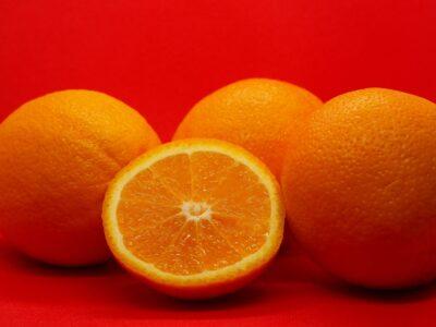 オレンジ色を選ぶ心理