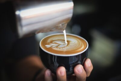 5. コーヒーを使った呪文